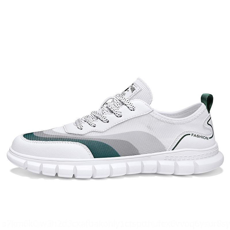 verano confortables Deportes de verano todo-fósforo ocasional de los zapatos de los hombres de moda de la moda cómoda del todo-fósforo ocasional de los deportes zapatos de los hombres OG82C