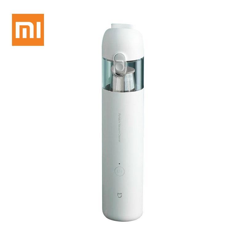 XIAOMI Mijia يده مكنسة كهربائية منزلية لاسلكية عالية شفط مكنسة كهربائية قاطرة