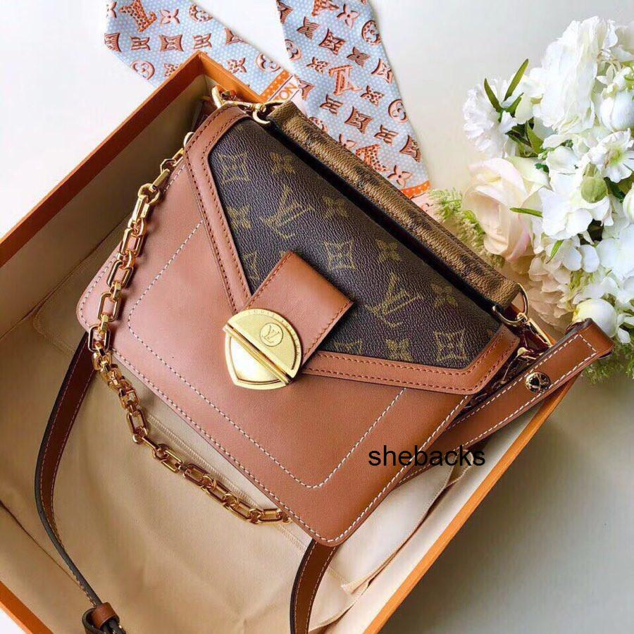 New Classic 2020 M44386 22..15.5..7.5cm uomini alla moda borsa andwomen, il sacchetto di spalla, doppio sacchetto di spalla, borsa di Shiping 01