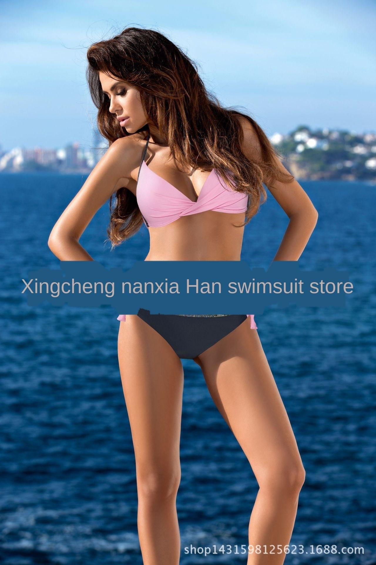 2019 Yeni Çok Renkli büyük boy S-2XL bikini mayo bikini mayo beauti23 renk toplanan
