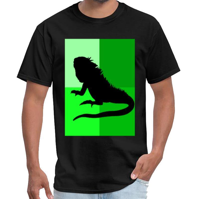 Imprimiram a camisa iguana erva daninha camisa mulheres camiseta 3xl 4xl 5XL 6XL top tee