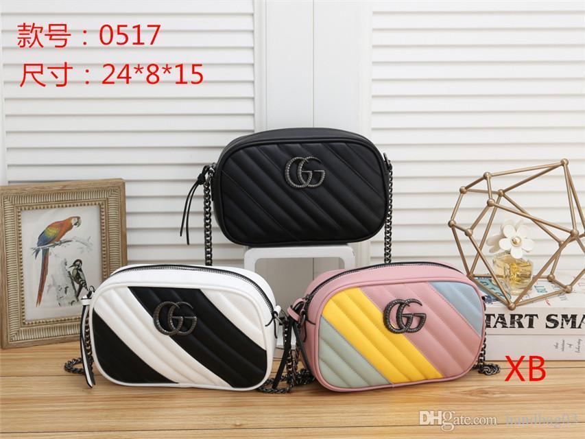 2020 stilleri Çanta Ünlü İsim Moda Deri Çanta Kadınlar Bez Omuz Çantaları Lady Çanta M Çanta çanta XB0517