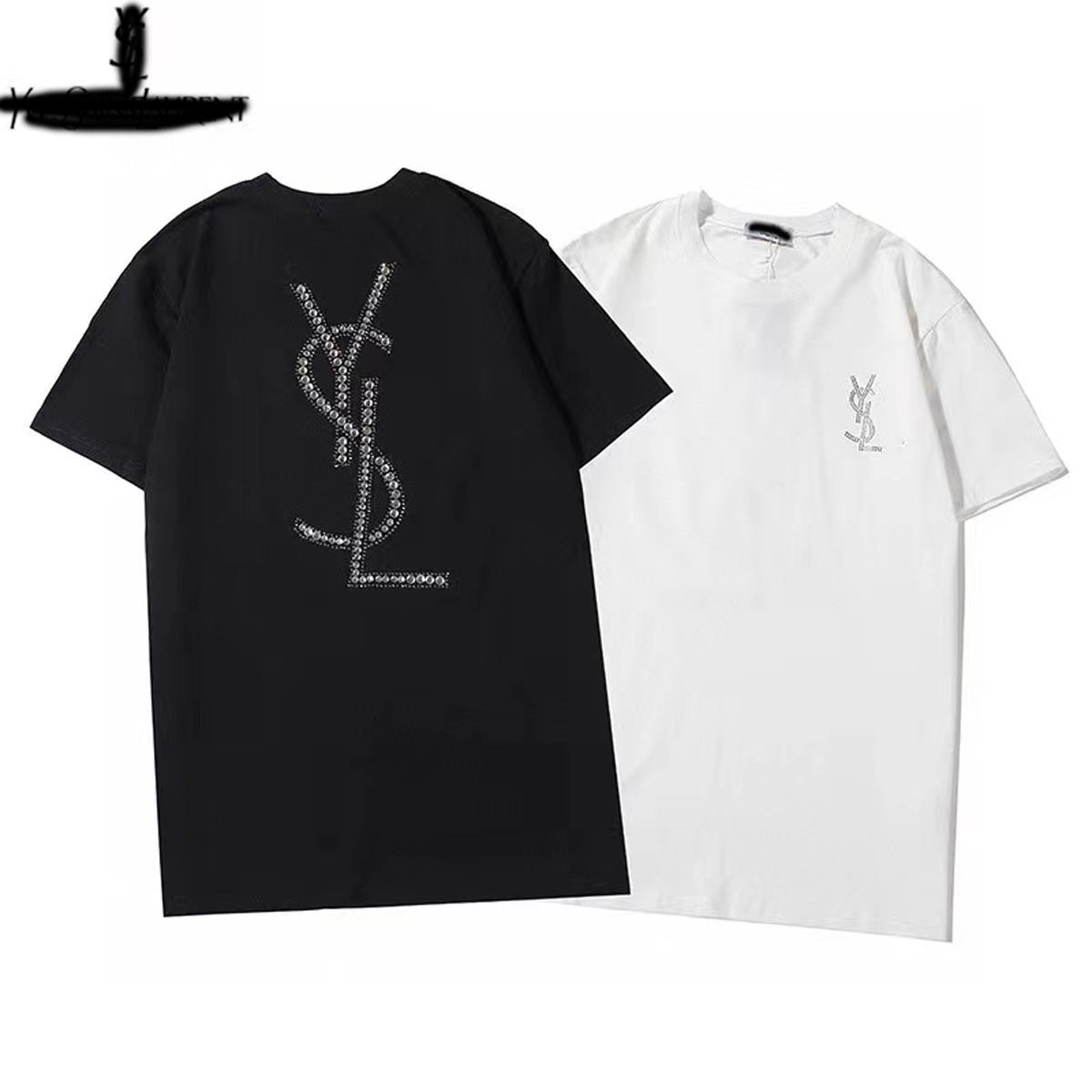 Die T-Shirt der Kleidung des Designer-Männer hat die höchste Qualität druckt in Europa und den Vereinigten Staaten, die sehr schön sind