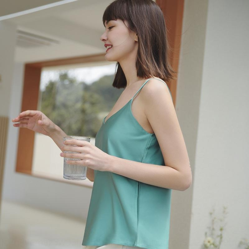 Compre Tifcu Bazaar Colete Exterior Bvxhv Cetim Camisa Base Coat Silk Interior Silk Colete Fashion Coat Camisole Das Mulheres De Bodybuildings 101 48 Pt Dhgate Com