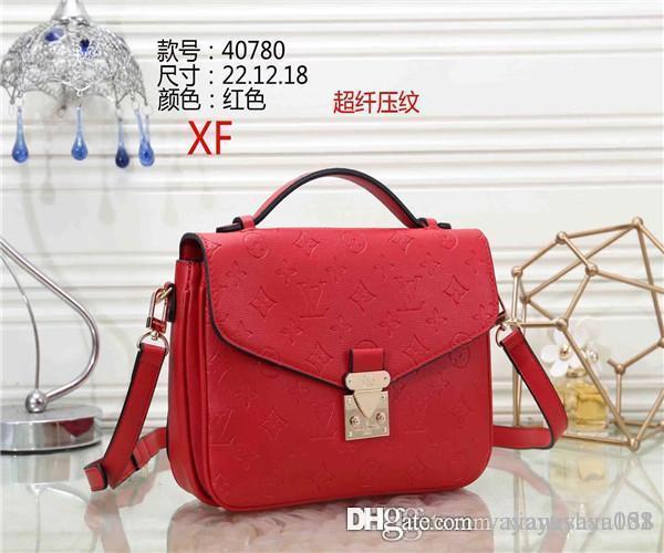 2019 32NEW stilleri Moda Çanta Bayanlar çanta tasarımcısı çanta kadın çantası lüks torbaları Tek omuz bag33 markalar