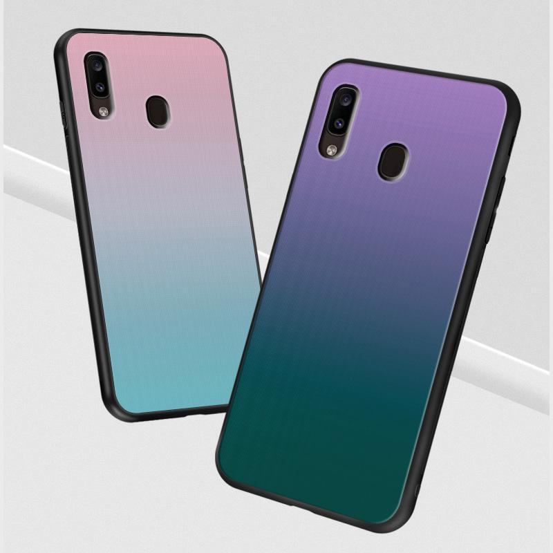 per Samsung M20 A8s / A9pro S10E S10, più cassa del telefono Designer M10 A6S A9 J4 PLUS J6 J7 PLUS Duo J4 NUCLEO silicone TPU