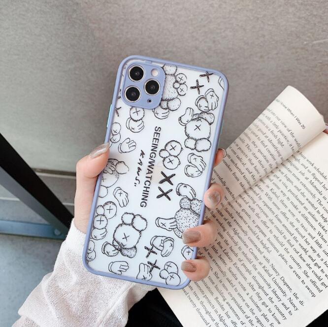 Mit Box für iPhone 11 11Rro MAX Xr Xs MAX 7 8 Plus Designer-Telefon-Kästen Mode Schreiben Leder-Telefon-Kästen Abdeckung