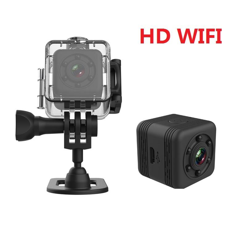SQ29 Wifi Mini Camera Magnetic Body Micro Camera HD 1080P Video Voice Recorder Night Vision Mini DV Small Camcorder Support TF Card
