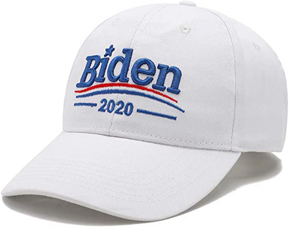 Джо Байден 2020 Hat хлопок Бейсболка проголосовать за президента строить лучше сделать американский большой Again