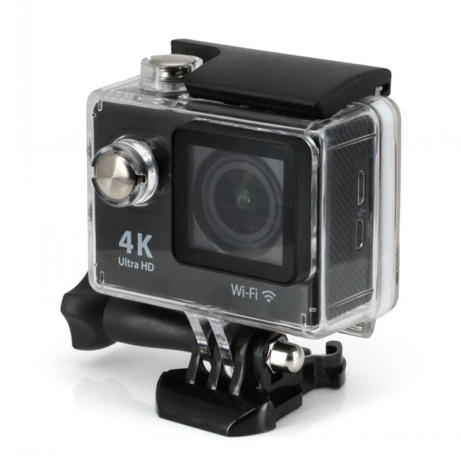 Cgjxs Original Eken 4k H9 Action Sports Camera Professional 170 Degrees Wide Angle 30m Waterproof Wifi Sport Cameras Hd 1080p 2 .0 Inch Lcd