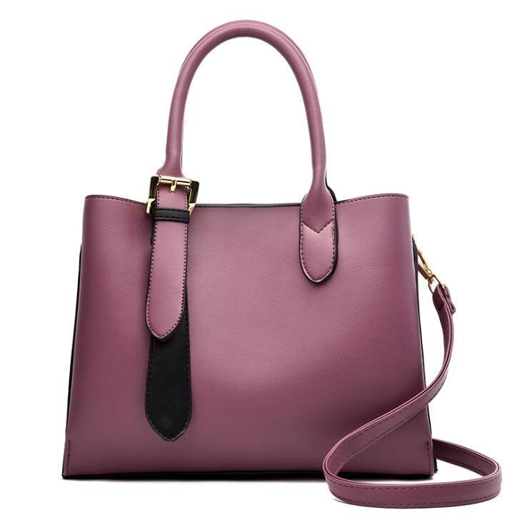 2020 Femmes sacs à main en cuir de haute qualité ordinaire Lady épaule Sacs à main Tempérament cadeau