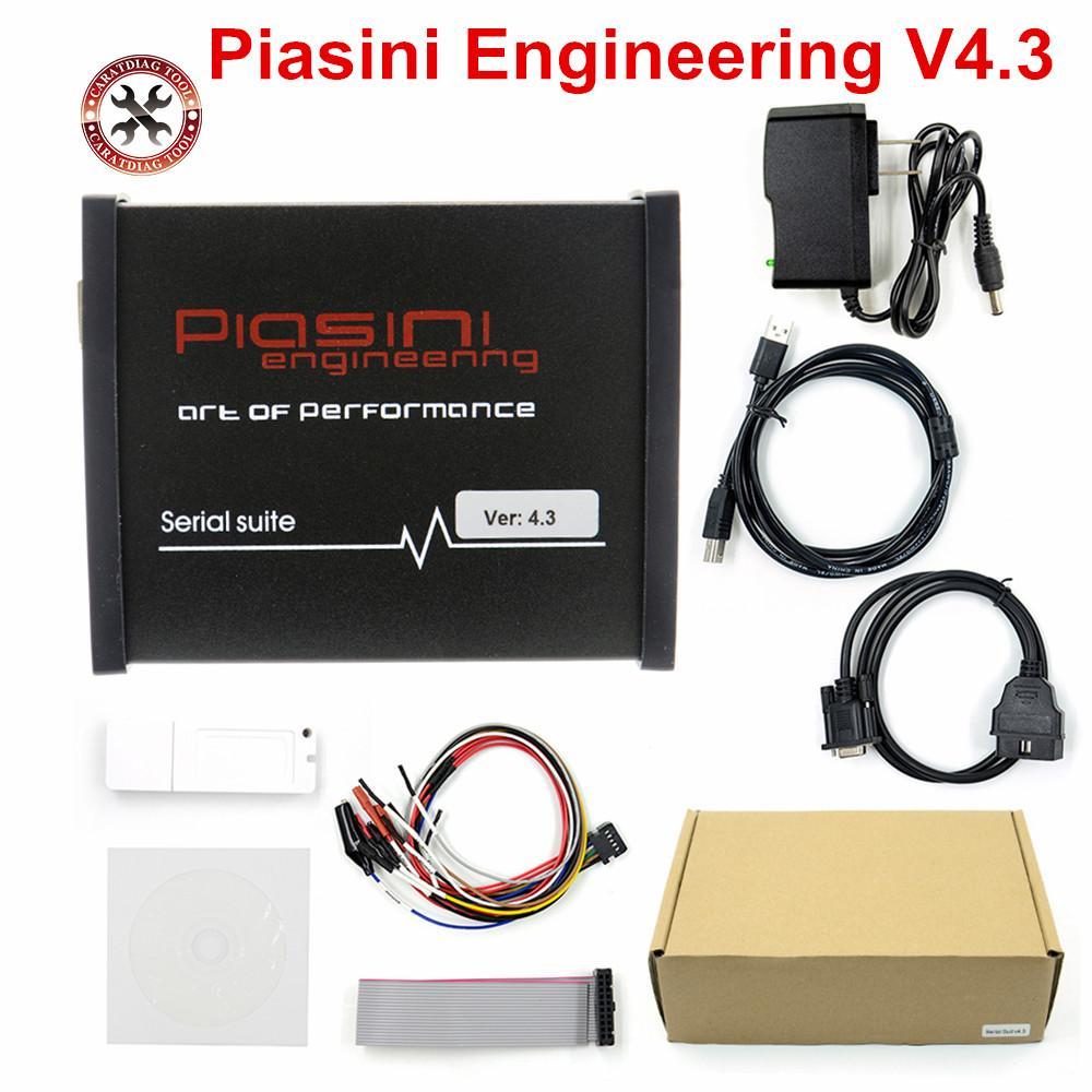 최고 평점 직렬 스위트 Piasini V4.3 마스터 버전 Piasini ECU 프로그래머 지원 멀티 브랜드 자동차 OBD2 ECU 칩 튜닝 도구