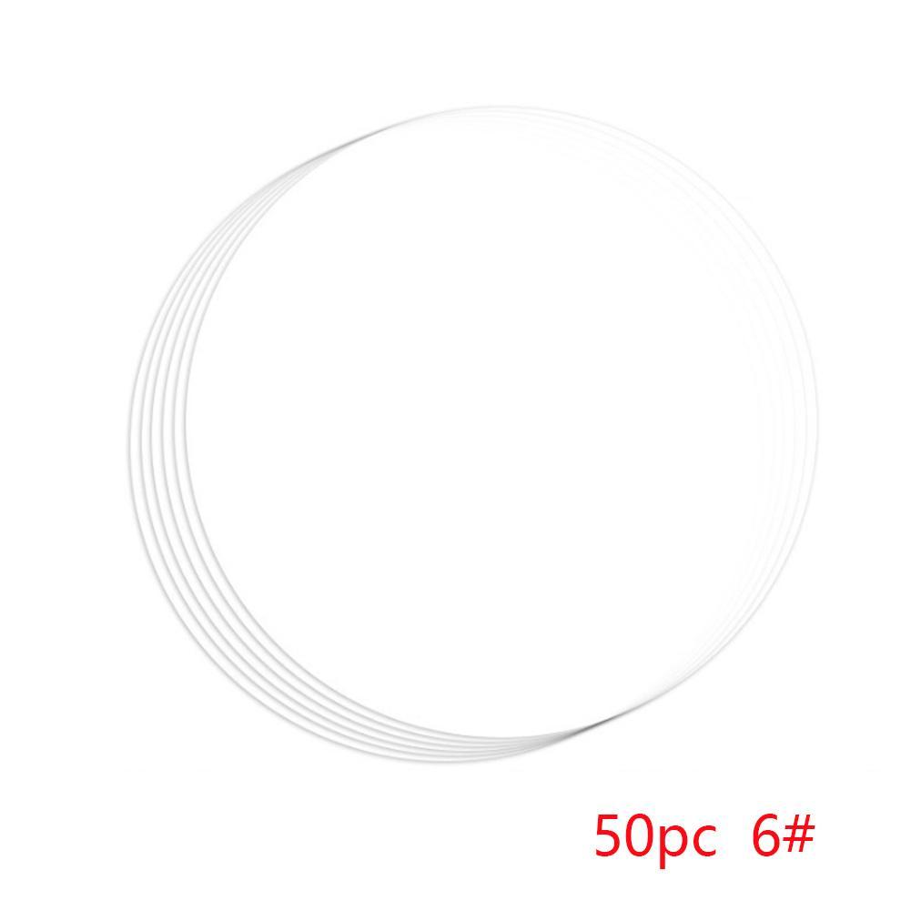 50PCS antiaderente Cookies Pergamena silicone Carta Pasticceria Pad Mat oleata
