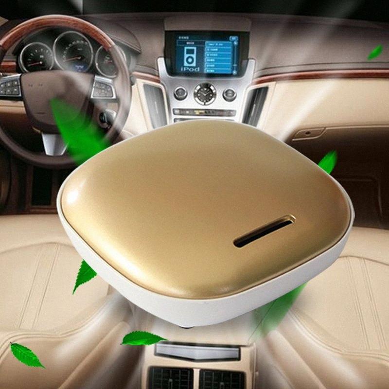 1 шт Автомобильный очиститель воздуха фильтр освежитель портативный очиститель Удалить Запах Очищающий Устройство NJ88 67Q5 #