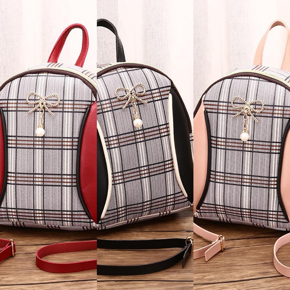 2020 neuer Reißverschluss Kleine backpackbackpack Frauen Rucksack multifunktionales Schulter diagonale kleine Tasche Mode Damentasche eRvAQ