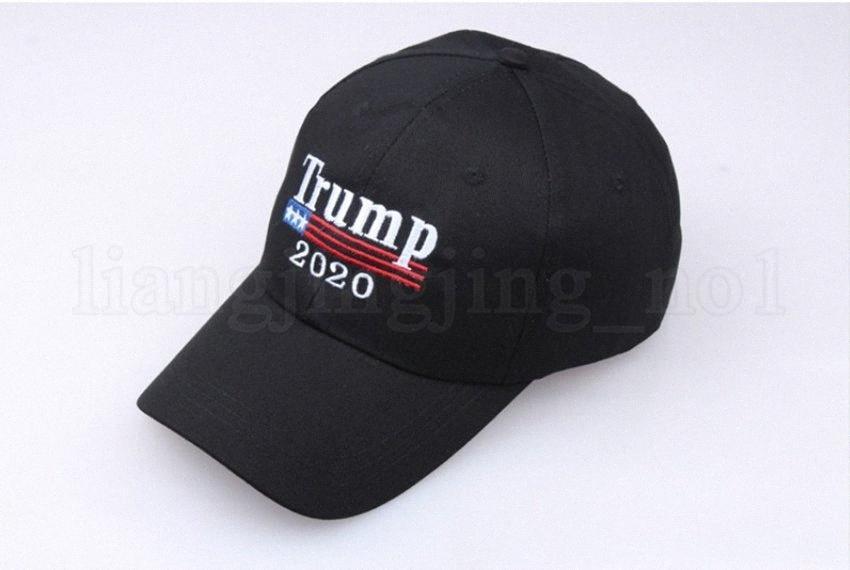 Trump 2020 Бейсбол Hat Keep America Great Cap вышивки Открытый шлемов Sun L OOA6999 2aB9 #