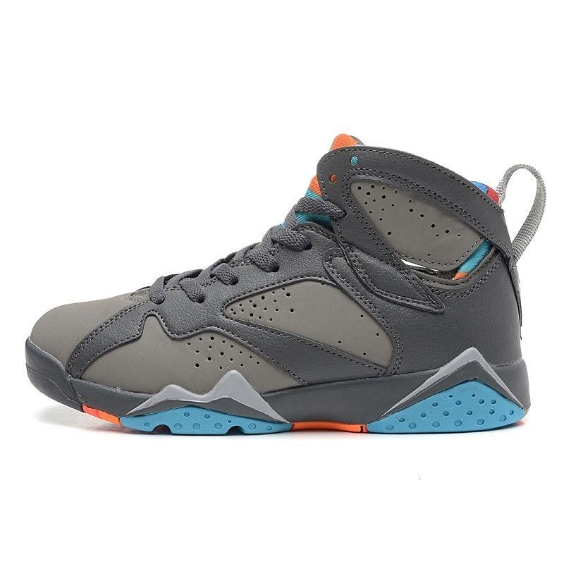 7 7s sapatos masculinos alternativos de basquete UNC Tinker Pantone universidade olímpica Lebres Bordeaux charuto cardeal francês azul GMP Sapatilhas