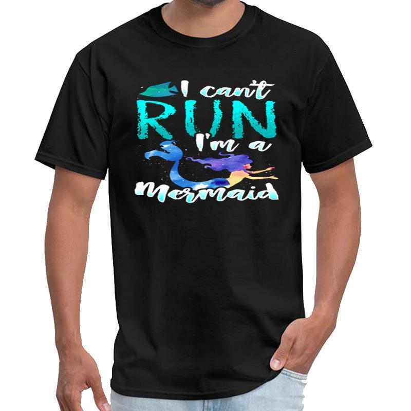 Costume Mermaid Correr Desporto Voltar ao presente da escola Presente titânica camiseta camiseta de algodão das mulheres 3xl 4xl 5XL 6XL top tee