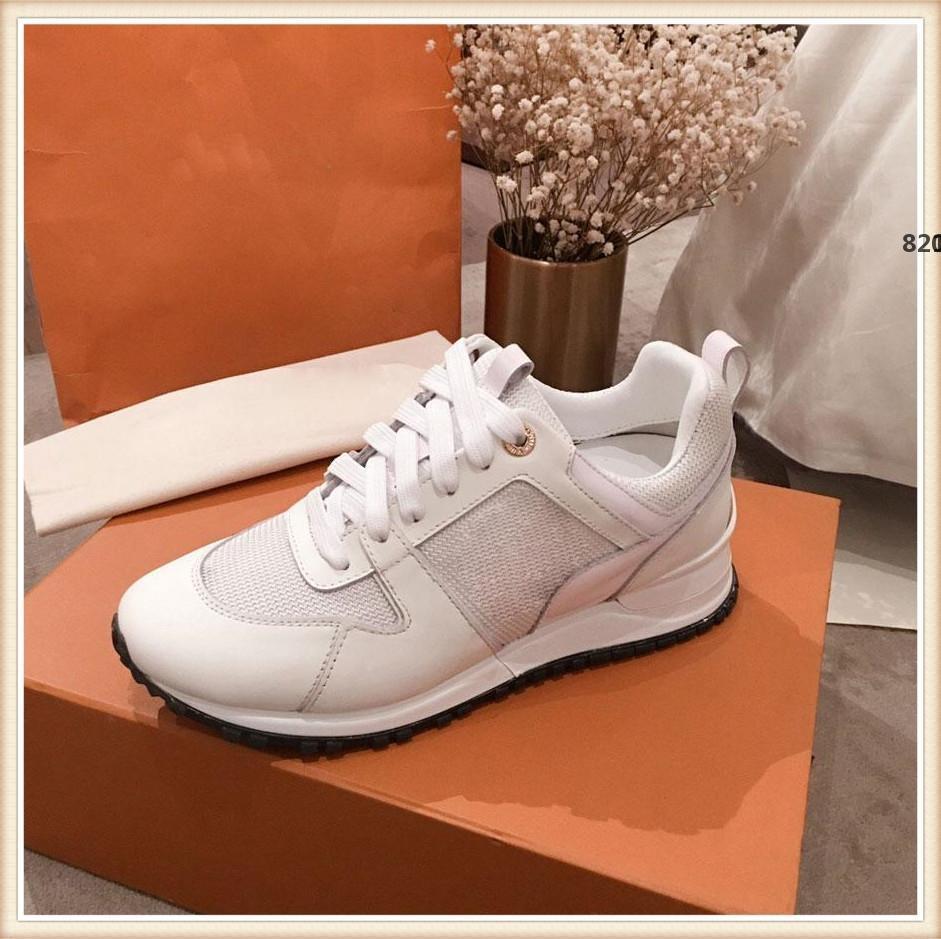 Hombre de alta calidad WOAMN Zapatos Sneake las plantas del pie zapatos de lujo de los deportes para mujer de los hombres con la caja original