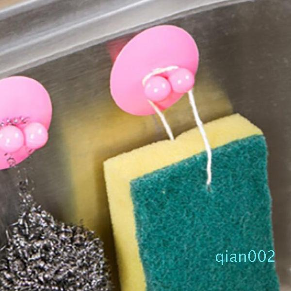 10pcs Badezimmer Vakuumwand Saugstark Multifunktionshalter Cup Haken Aufhänger Sucker Handyhalterung Sticky Badezimmeruse lp0387