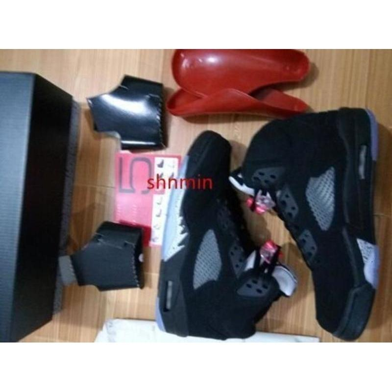 Basketball en gros Top qualité Médaille Metallic Black Og Chaussures Or Hommes Femmes Taille avec