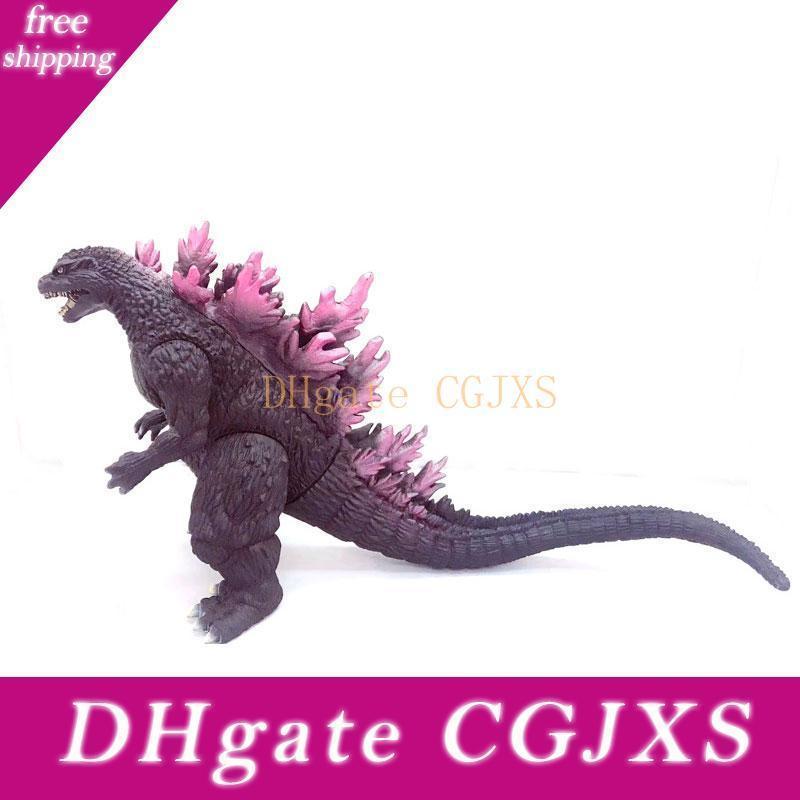 15 centímetros dos desenhos animados Filme Simulação Gojira Gomora dinossauro Monstro brinquedos de PVC Figuras de Ação Collectible Modelo