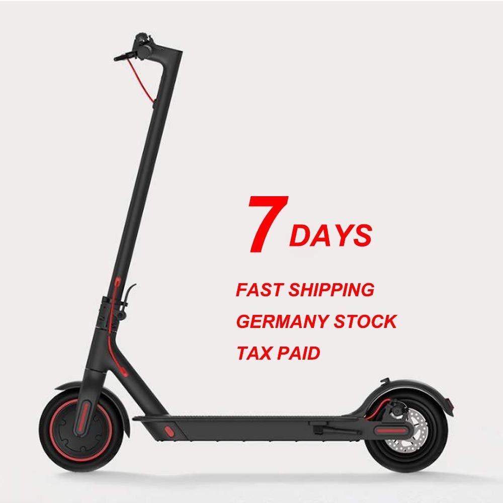 Novo Design livre de impostos da UE qualidade Electric bicicleta 7.8Ah Battery alta de 8,5 polegadas dobrável Bicicleta elétrica Long Range