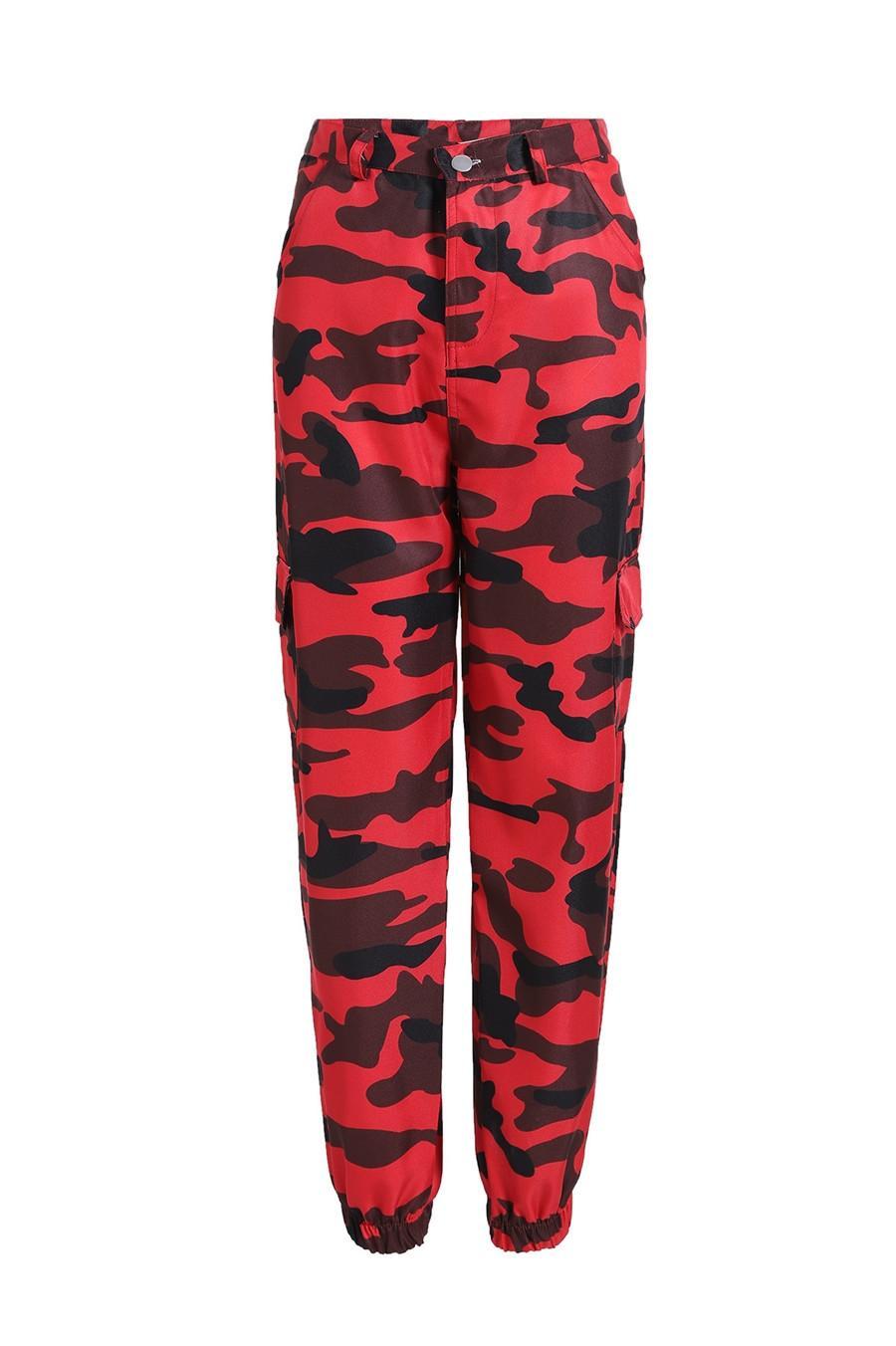 Drop Shipping 2020 neu kommen Männer der Armee-Grün-Tarnung dünne lange Hose Patchwork beiläufige Jeans Männer Modis Street C19040401 # 917