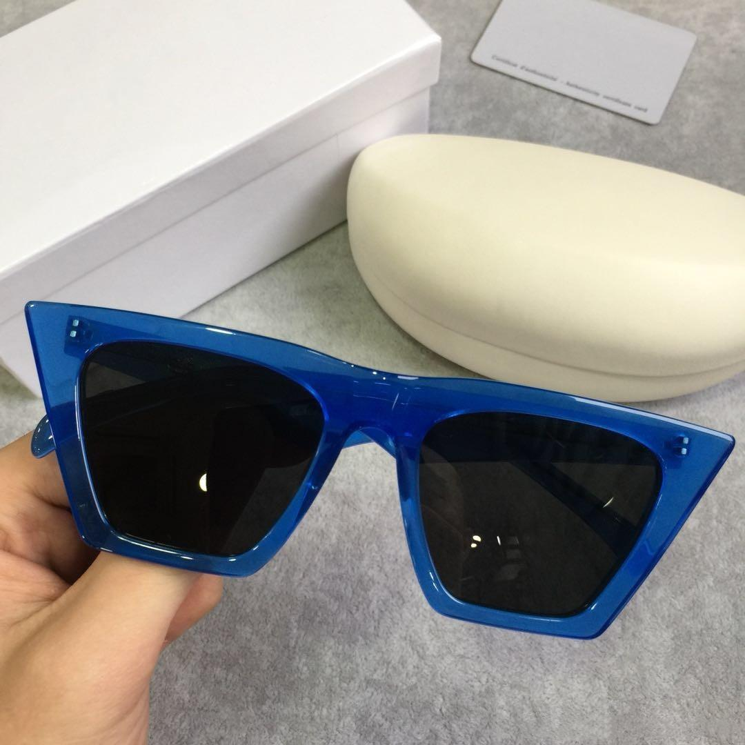 2020 Designer-Sonnenbrillen für Männer 41468 Sonnenbrillen für Frauen der Frauen der Beschichtung Markendesigner Sonnenbrille Mens UV-Schutz Mode Sonnenbrillen