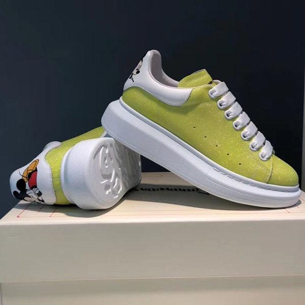 Luxus-Designer-2020 Neue RF Paar beiläufige Sportschuhe boutique Freizeitschuhe Männer und Frauen Luxus starken untere weißen Schuhe 3D-Druck QC03