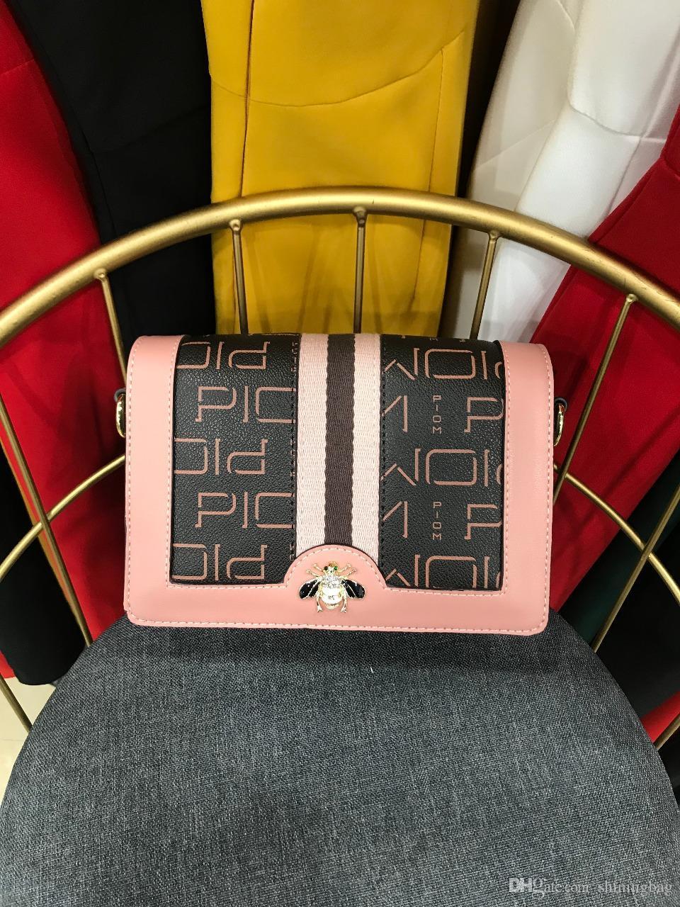 Высокое качество мешок диких диагональные плечо сумки женские сумки новый высокого качества мешок естественный ветер дамы мешок подарок L9033