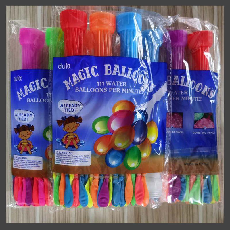 Wasserballon Open Space Fitness Sport Paradise 159 Balloon2020 Hot Sale Kämpfen Sommer-Unterhaltung für Kinder mit Wasser gefüllten