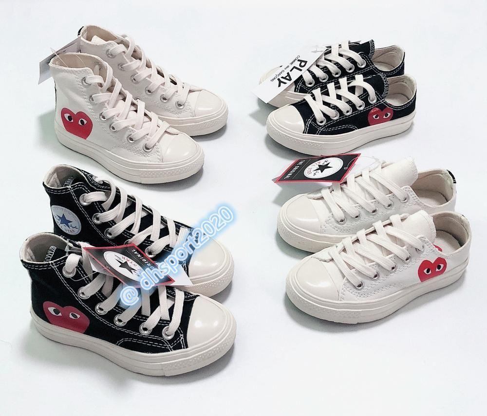 Star 70s Hi C D G PLAY Kids Shoes
