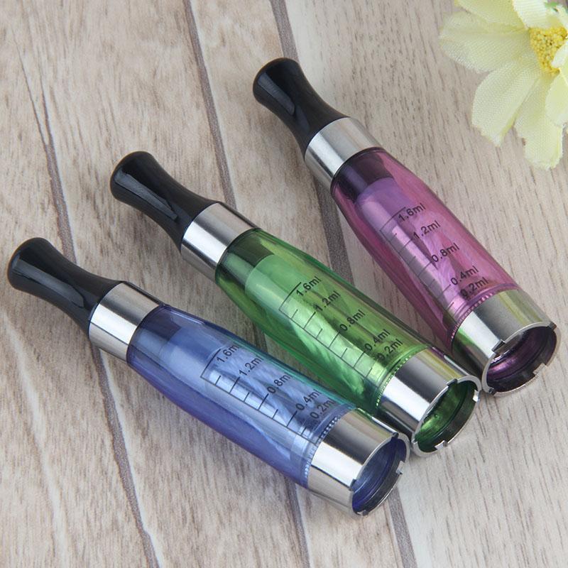 Ce4 Atomiseur e Cig Clearomizer 1,6 ml cigarette électronique 510 eGo-CE4 eGo t, e cigarette Vape Pen Tous série eGo Clearomizer Evaporateur