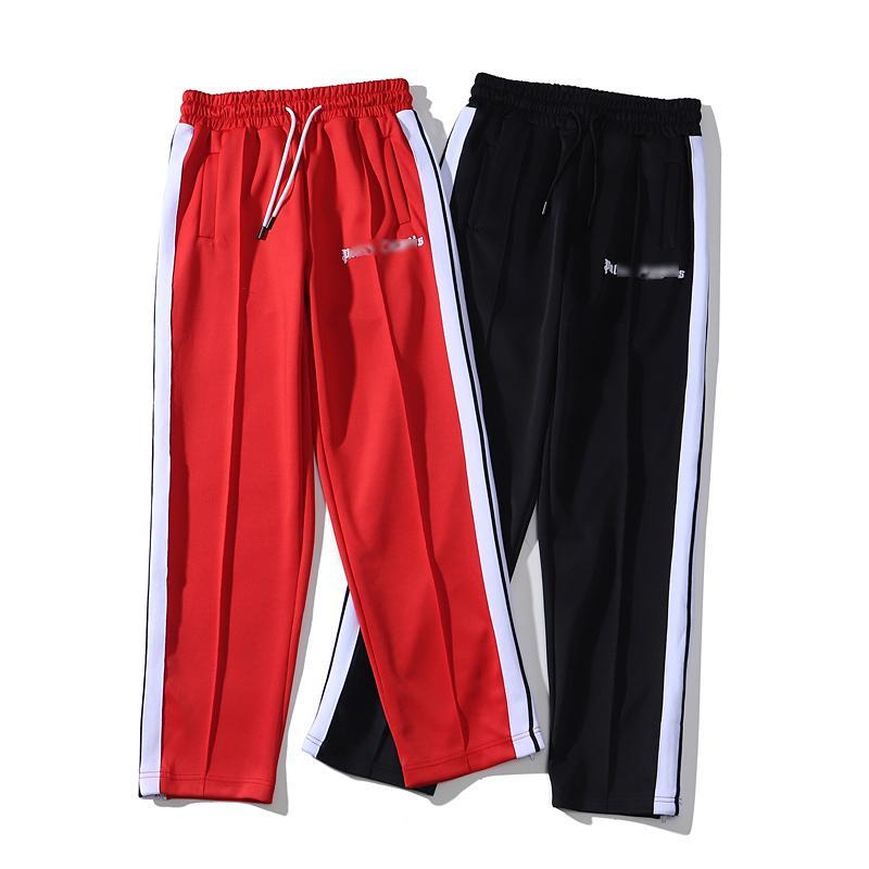 Moda Hombre Pantalones Diseñador Jogger Pista Sweetpants Cartas de primera calidad Imprimir Pantalones Hombres Marca Pantalones delgados Pantalones deportivos Mujer para hombre Pantalones de pista