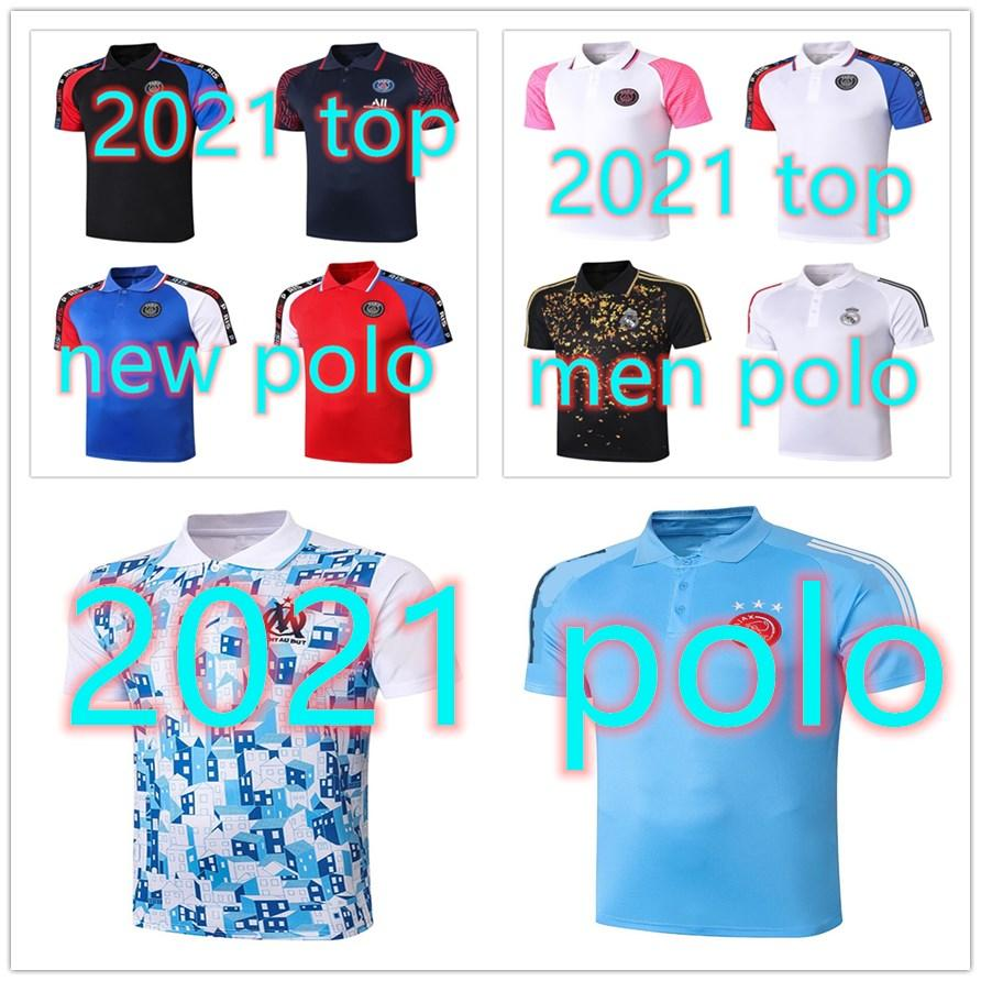 Best Mens Polo Shirts 2021 2020 Top New 2020 2021 Soccer Polo Men Hommes Shirts 20 21