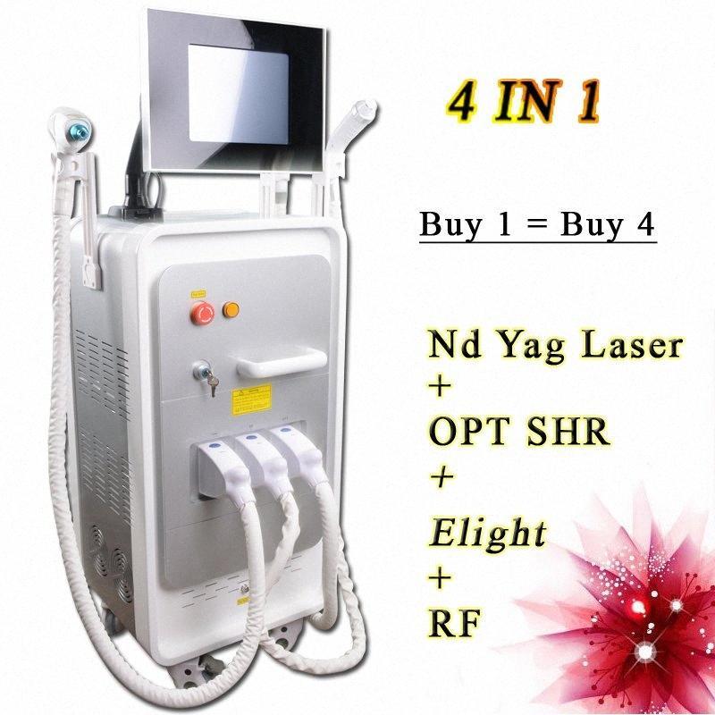 Klinik 3QIM için # IPL cilt gençleştirme makine pigment kaldırma makinesi RF yüz germe opt shr güzellik makinesi