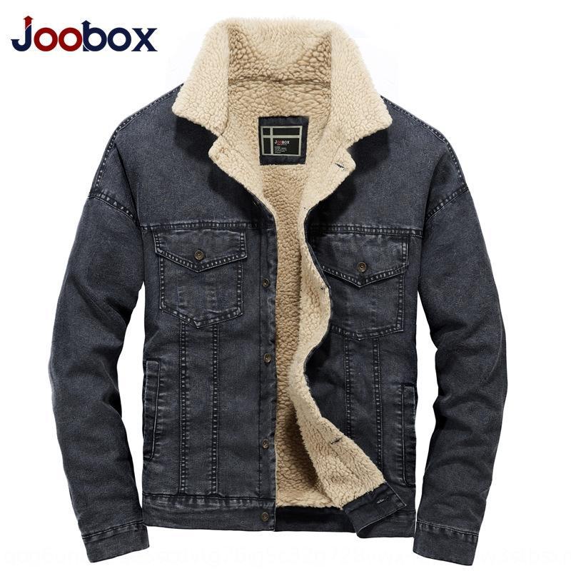 2TVcr denim caldo L goccia calda giacca joobox giacca L goccia di jeans da uomo maschile joobox