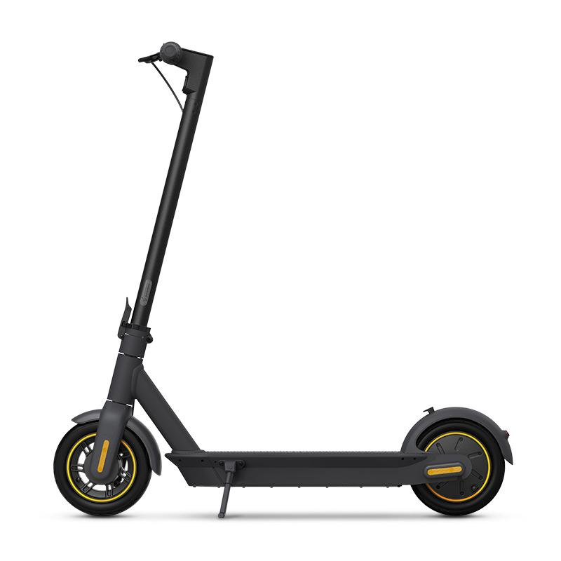 Ninebot by Segway MAX G30 Smart Electric Scooter foldable 65km Max Mileage KickScooter Dual Brake Skateboard With APP