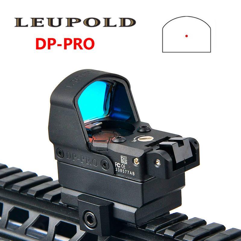 Leupold 빨간 도트 광경 전술 홀로그램 빨간 도트 범위 사냥 소총 범위 전술 장비 반사 광경
