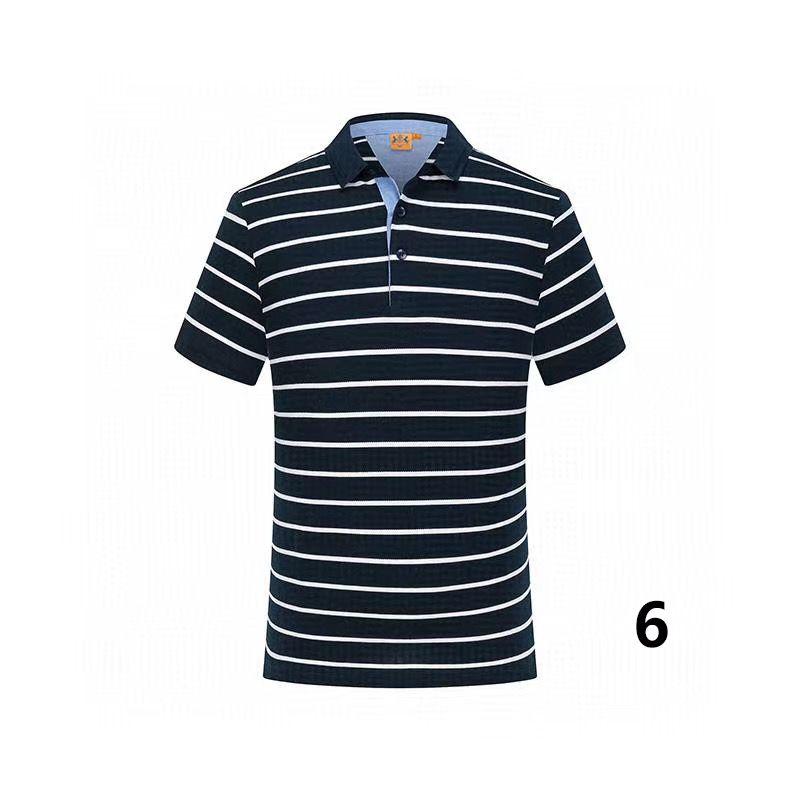 20-17 cotone di estate di colore solido nuovo stile di polo di alta qualità fabbrica polo uomo luxury1 uomini di marca in vendita