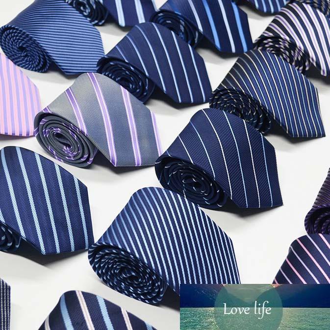 Moda Erkekler Klasik Kravatlar Jakar Dokuma El yapımı Erkekler Uzatma Kravat Erkekler Düğün Casual ve İşletme Boyun Kravatlar