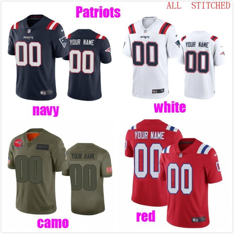 Ordinazione delle donne degli uomini della gioventù pullover di football americano Sport personalizzati autentico Uniformi USA New Ufficiale 2020 sport Jersey 4XL 5XL 6XL