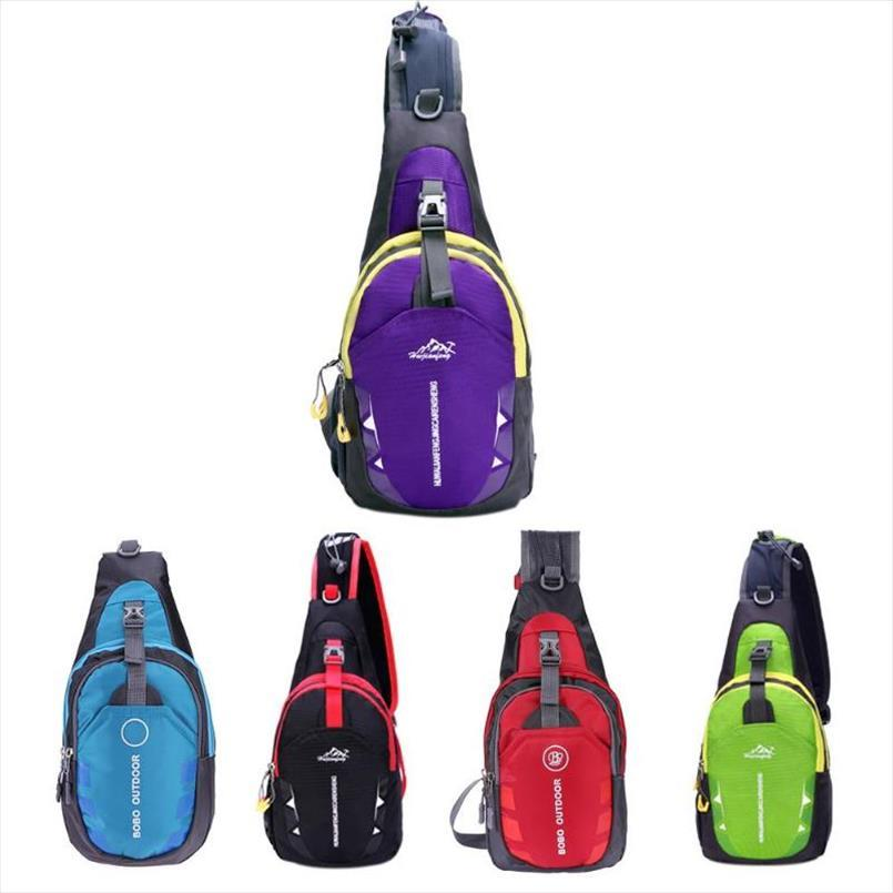 Sports Sport Chest Travel Bags Backpack Waterproof For Outdoor Women Men Shoulder Rucksack Cycling Backpacks Bag Gvtwn