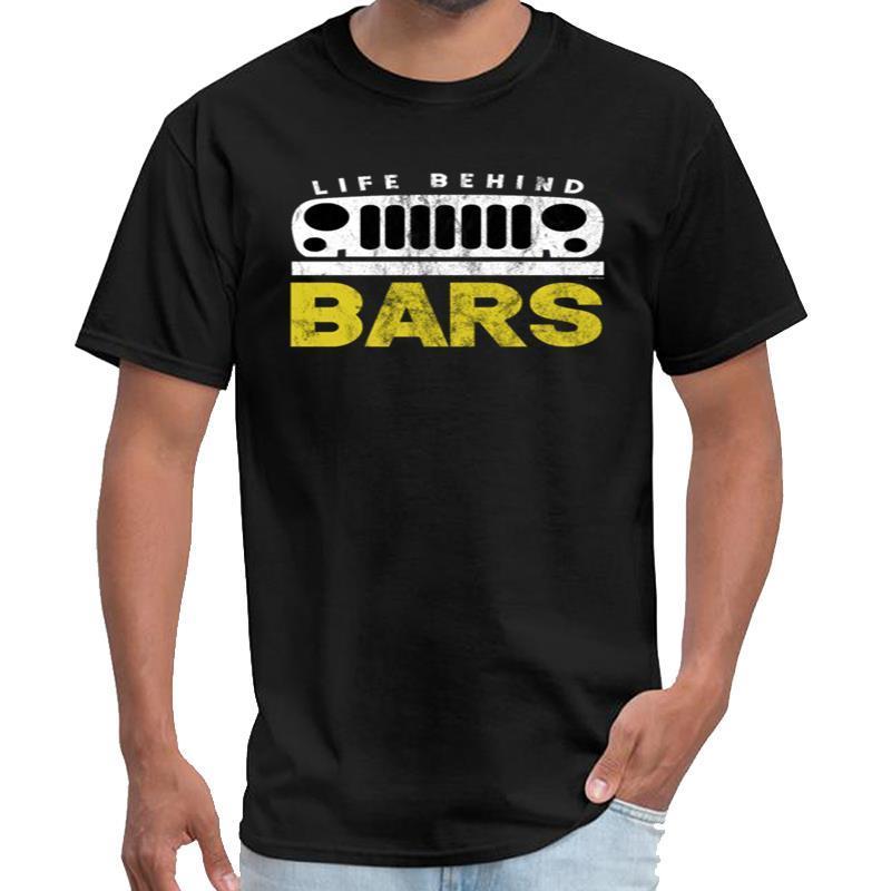 Смешная жизнь за решёткой-Jeep Мир танков Т рубашки Ьотте голень чан рубашка XXXL 4XL 5XL нормальный