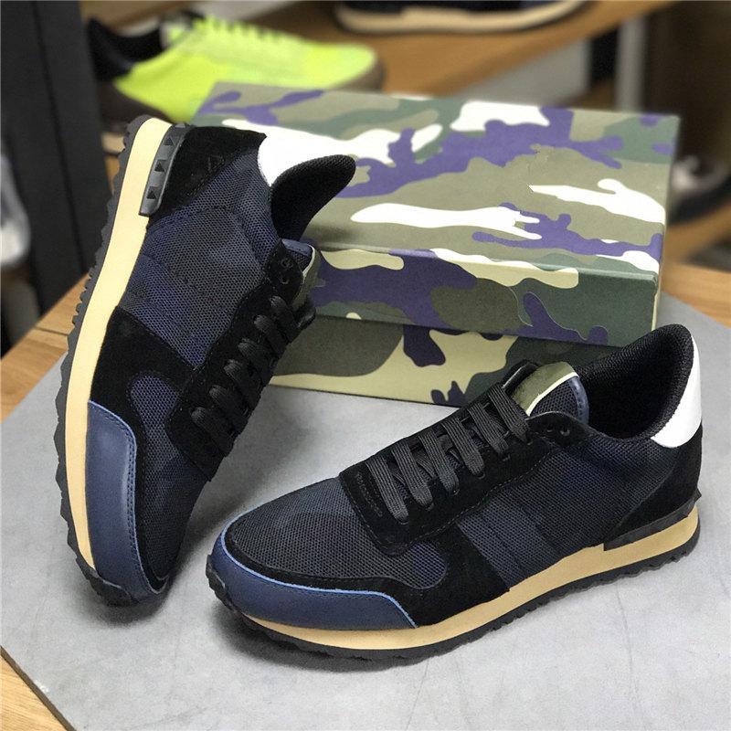 дизайнер обуви кроссовки мужчины обувь Chaussures Идущие повседневная обувь кроссовки баскетбол Бег Прогулки Камуфляж на холсте