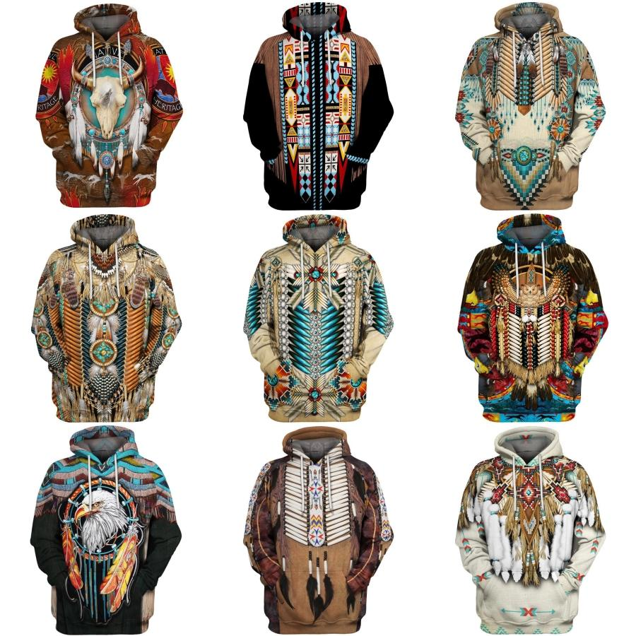 Moda Erkekler Süveterler Sonbahar Kış Erkek Uzun Kollu Kızgın Maymun Babun Baskı Polar Sonbahar Gevşek Ceket # 621