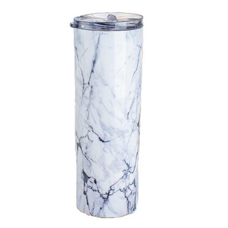 Vaso de acero delgado Screen Shot flaco flaco Vaso inoxidable acero Polvo Onza Onza 20 20 7 Acero vaso recubierto a yDoIQ