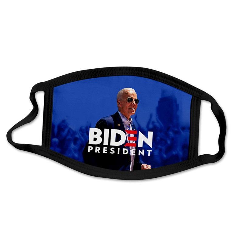 Biden Pamuk Maskeler Joe Biden ABD Başkanlık Seçim Kampanyası Bez Maskeler Biden Yıkanabilir Yeniden kullanılabilir Yüz Ağız Maskeleri DHB1300