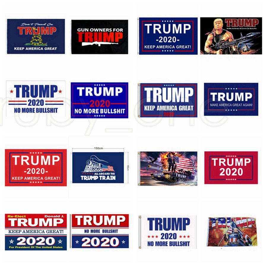 16styles ديكور راية العلم ترامب جعل أميركا العظمى مرة أخرى لرئيس الولايات المتحدة الأمريكية دونالد ترامب راية العلم الانتخابات دونالد أعلام 150 * 90CM RRA3417